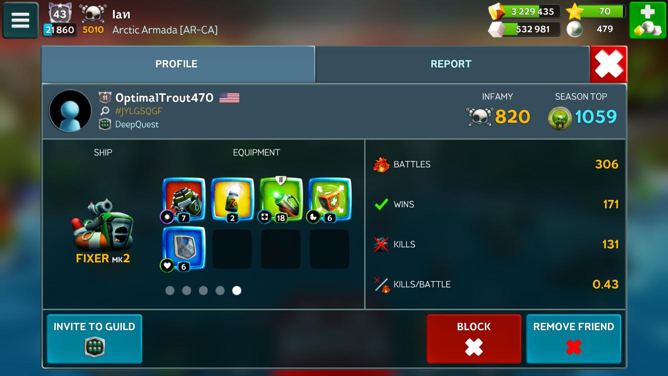 Matchmaking M5