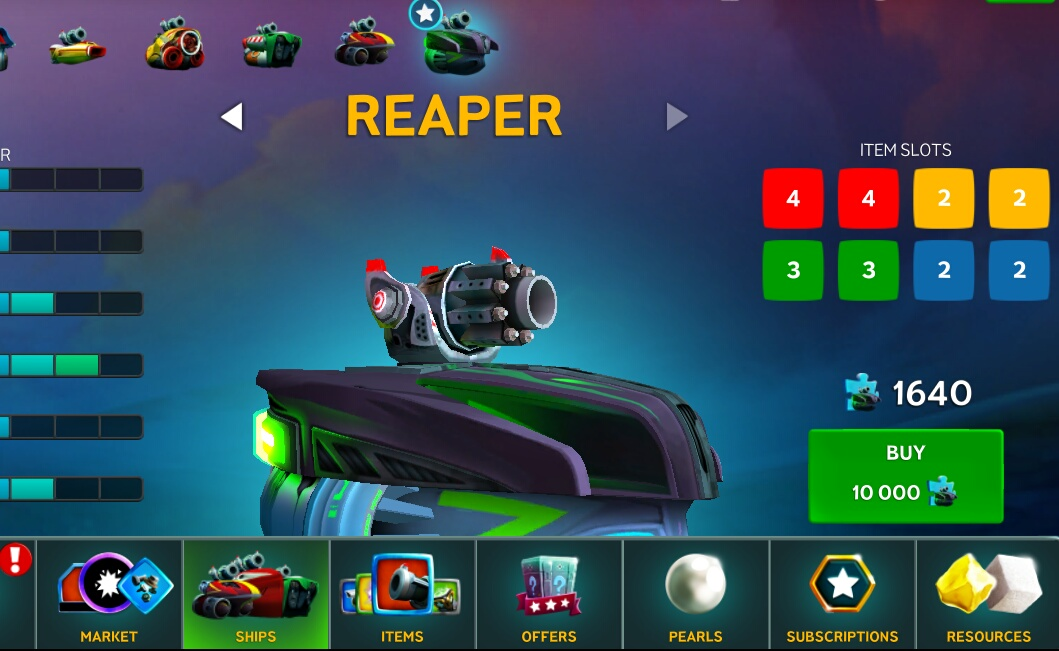 NEWS: Balance changes & NEW ship: Meet your REAPER! | Battle