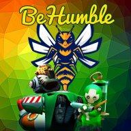behumble